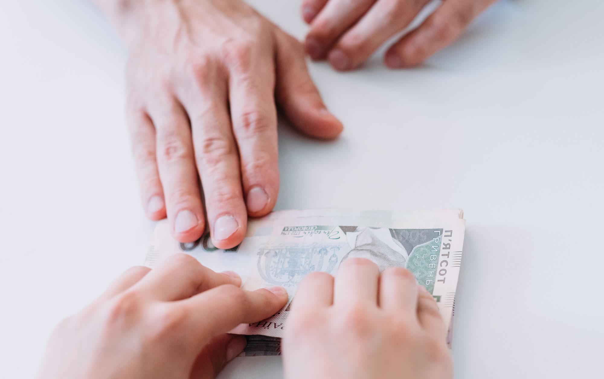 Kredithaie Geld Leihen